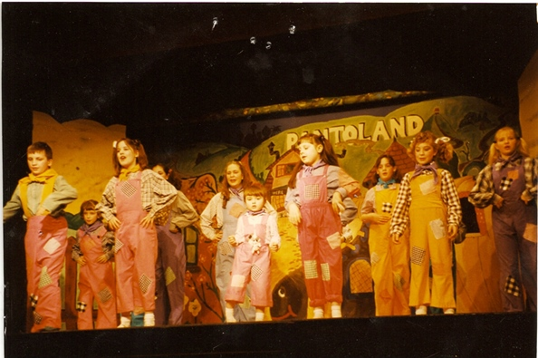Adventures in PantoLand 1997