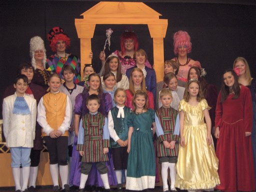 Cinders the true story 2006