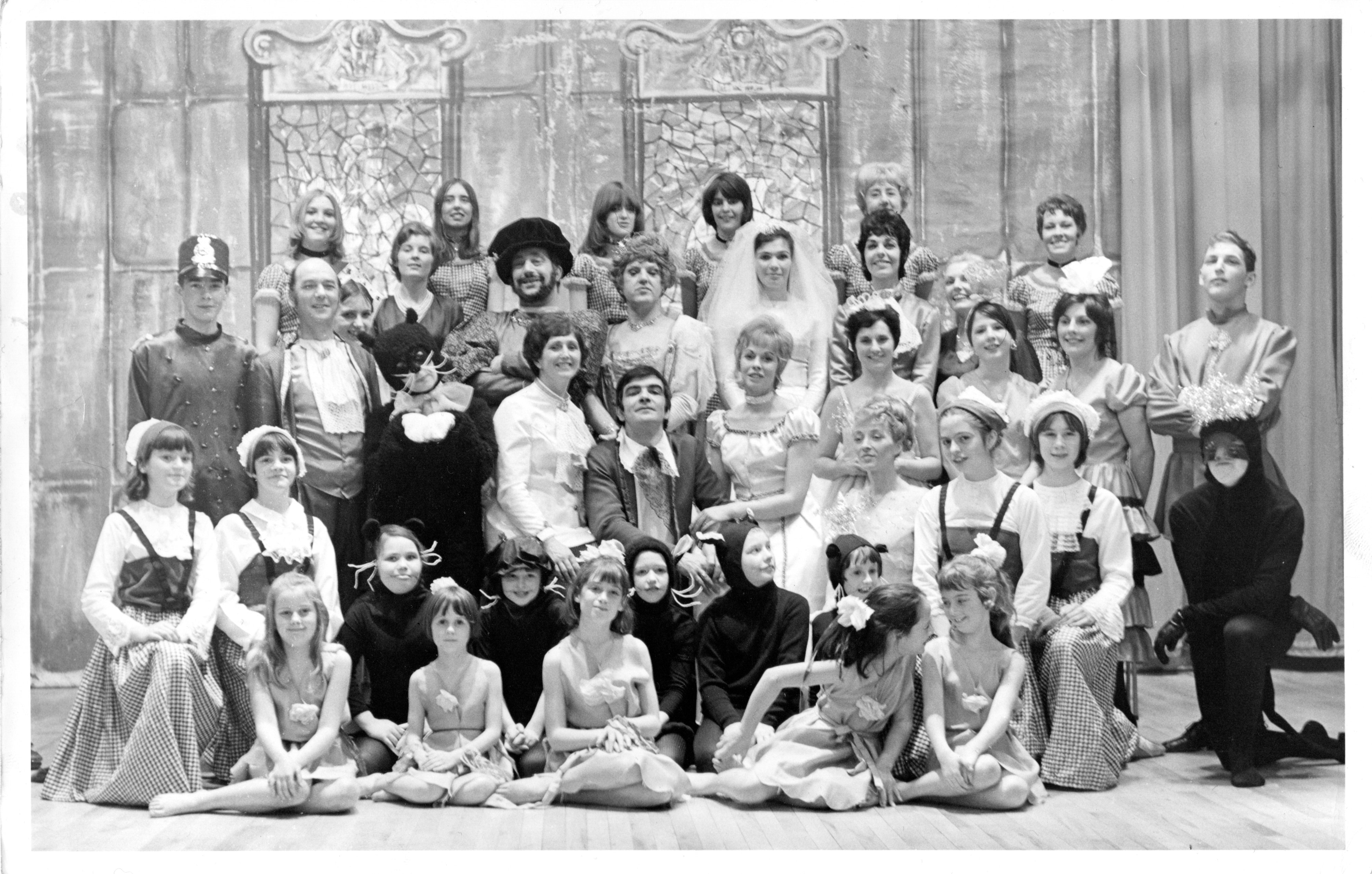Dick Whittington 1971