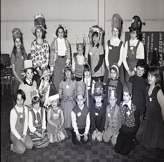Children's Party 1977