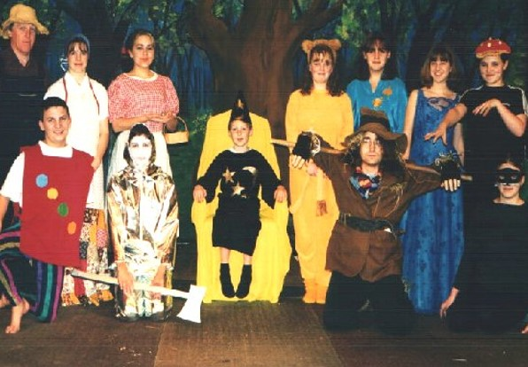Wizard of Oz 1999
